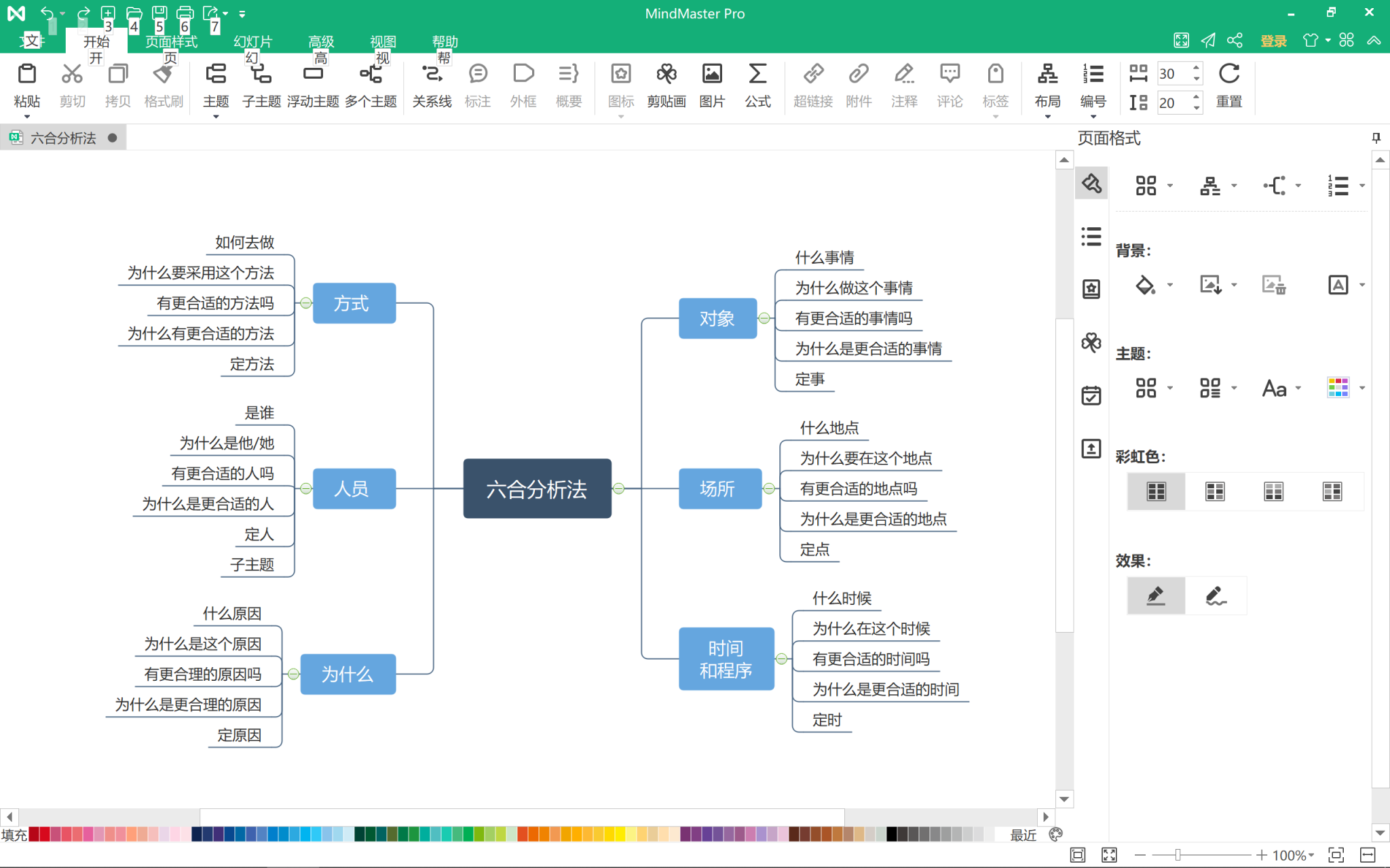 MindMaster专业版思维导图软件